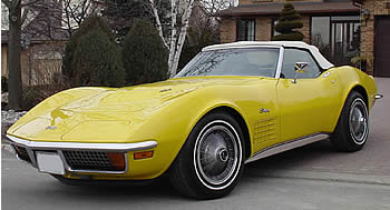 1972 Corvette Tech Center - CorvetteActionCenter.com