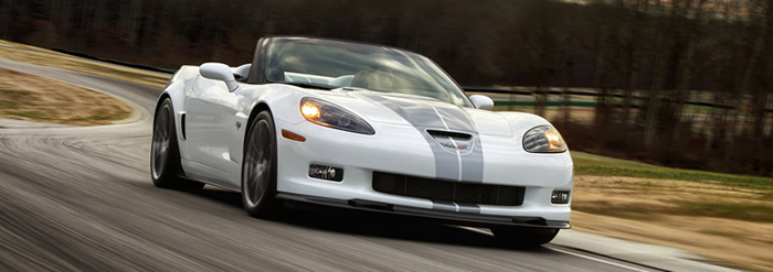 2013 Chevrolet Corvette Convertible Collector Edition