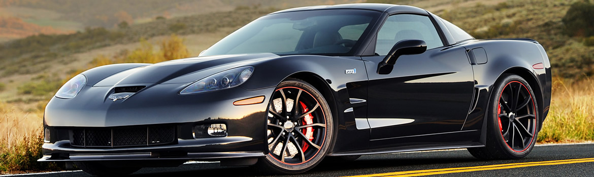 2012 Corvette ZR1 - Centennial Edition in Carbon Flash Metallic