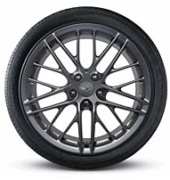 Q6J - Competition Gray Wheels