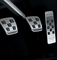 VEB - Pedal Covers